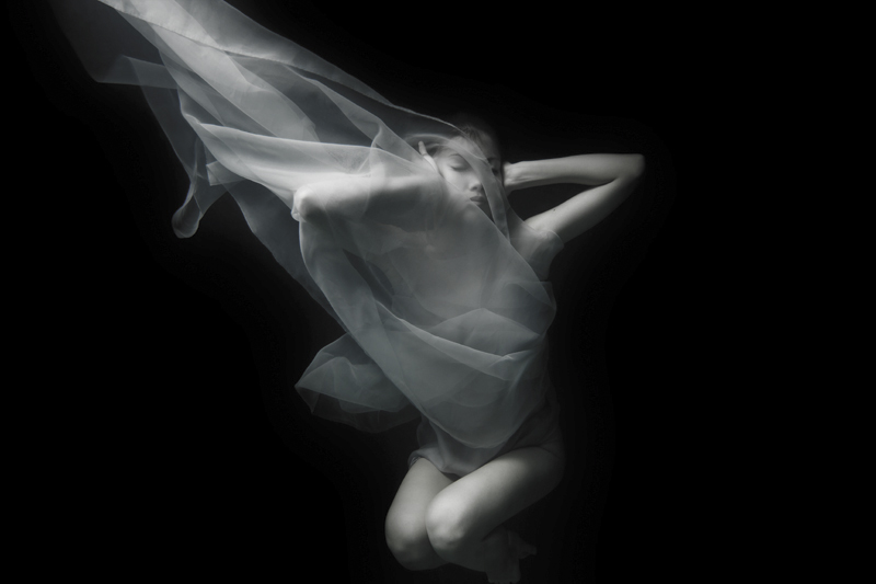 Breath - photography by Tomohide Ikeya
